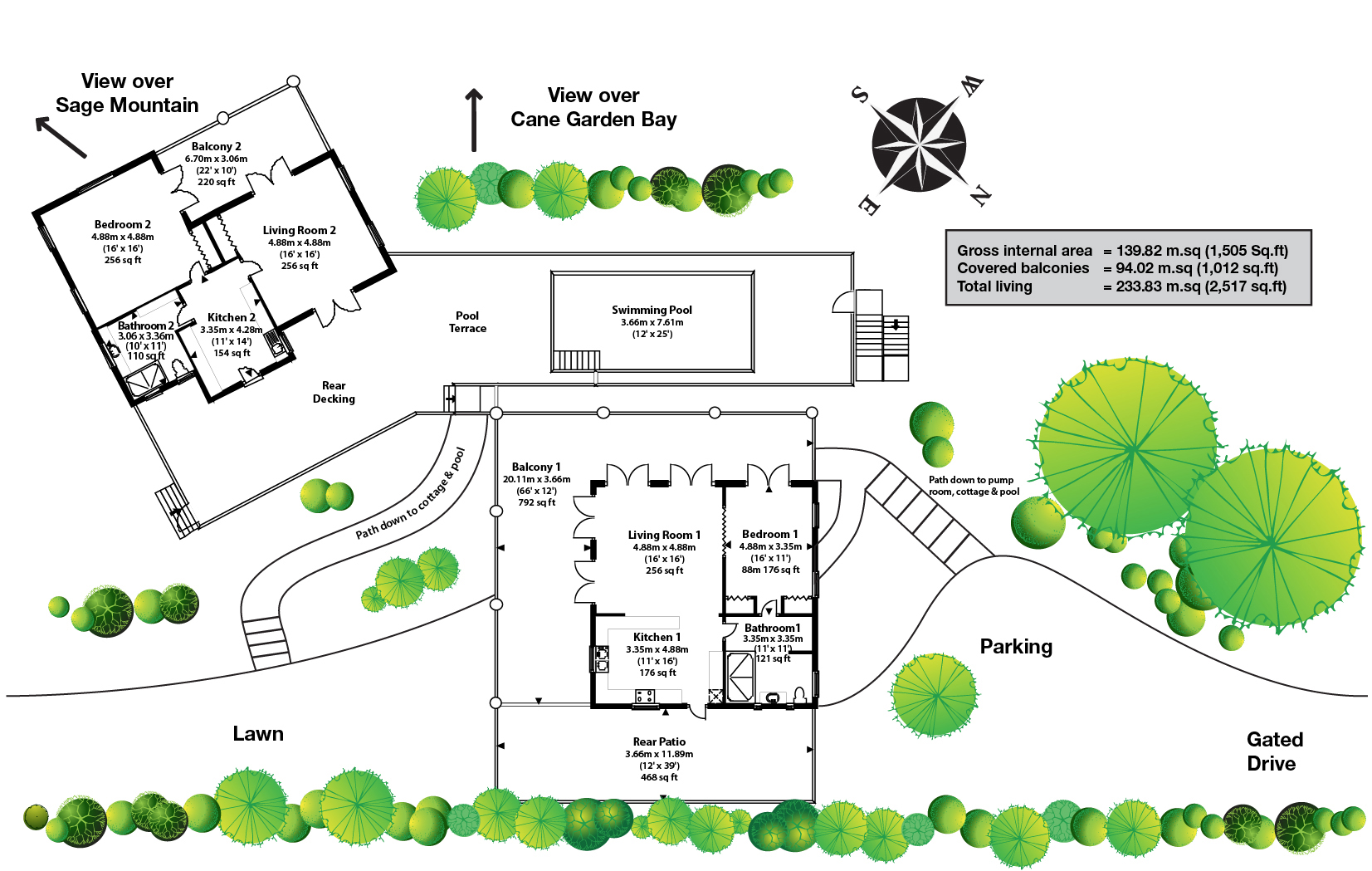 Makere Site Plan Colour